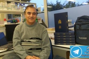 با دکتر الله داد زارعی از دبستان شکوهی داریون تا دانشگاه آکسفورد انگلستان/این داریونی موفق و  دکترای یک دانشگاه معتبر بین المللی