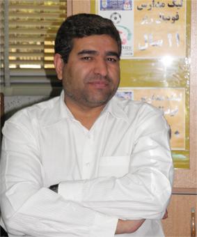 کرمدار مسوول سازمان لیگ هیات فوتبال فارس شد