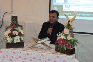 برگزاری مسابقات قرآن دانش آموزان در داریون