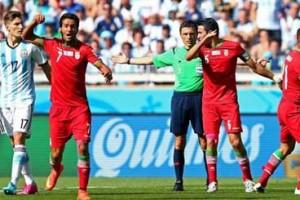 آرژانتین، 12 نفره برد ایران، یازده نفره باخت!