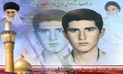با شهدا منطقه داریون | شهیدی از دودج: پاسدار شهید سید ابوطالب حسینی