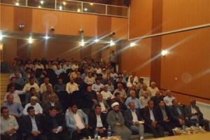 دیدار منتخب مردم در مجلس با داریونی ها/درد دل های مردم داریون با اکبری