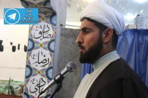 انتقاد امام جمعه داریون از کم سوادان مذهبی که در داریون کلاس مذهبی تشکیل می دهند