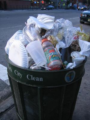 جوی های آب یا محل آشغال؟!/شهرداری داریون برخورد کند