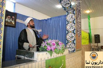 امام جمعه داریون:مسوولین درباره چاه های غیرمجاز خالد آباد به مردم توضیح بدهند
