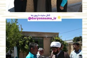 فعالیت های کانون مسجد داریون مثبت ارزیابی شد+عکس