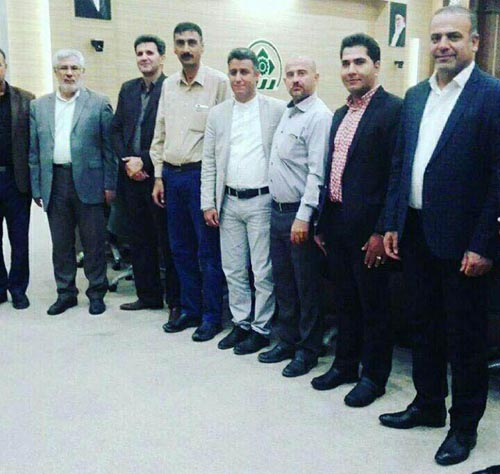 هادی بداقی رییس کمیسیون حقوقی ،اجتماعی و فرهنگی شورای اسلامی شهرستان شیراز شد