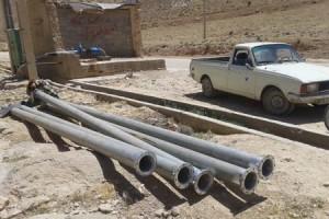 تصاویر:خطر خشک شدت چاه شماره یک آب آشامیدنی داریون