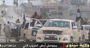 تکفیریها چگونه به سرعت در عراق پیشروی کردند؟!