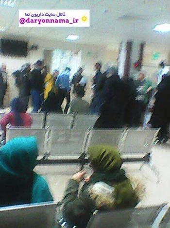 خبر ویژه/درگیری لفظی در بیمارستان داریون/عکس