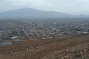 سایه سنگین شیراز در تارو پود داریون