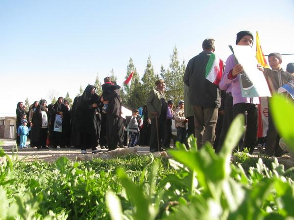 گزارش:حماسه ۲۲ بهمن در دودج