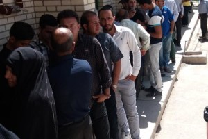 حضور داریونی ها در انتخابات+عکس
