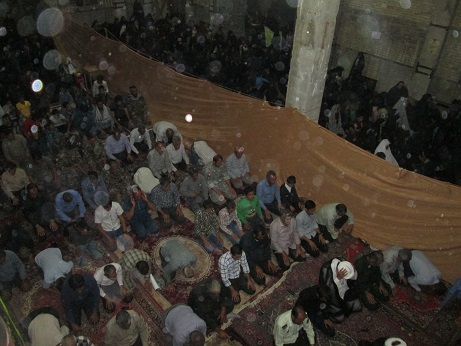 برگزاری سالگرد ارتحال ملکوتی امام خمینی(ره) در داریون
