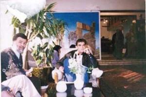 """این داریونی با """"سعدی، مسافر شهر عشق"""" شد!+تصاویر"""