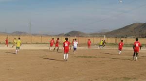 نتایج هفته اول مسابقات فوتبال یادواره شهدای مناء روستای تربر لابیشه