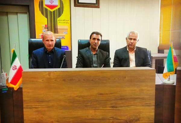 نمایندگان فوتبال داریون میزبان دور رفت فوتبال محلات بخش مرکزی شیراز