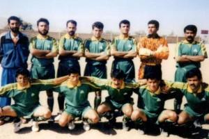 دفترچه خاطرات/این تیم قهرمان اولین دوره لیگ برتر فوتبال منطقه داریون شد+عکس