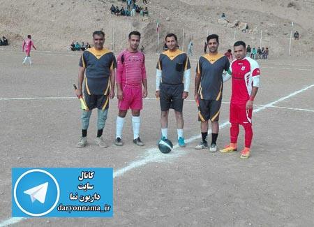 نتایج هفته چهارم جام فوتبال شهدای منا  تربرلابیشه