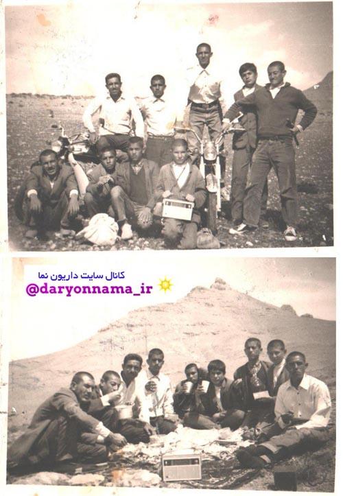 دفترچه خاطرات/محل تفریح دانش آموزان داریونی بیش از 40 سال پیش!