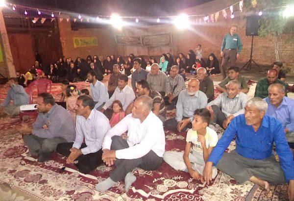 برگزاری جشن های دهه ولایت و عید سعید غدیر خم در داریون