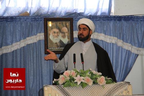 درخواست امام جمعه داریون از استاندار فارس برای ارتقای داریون به بخش