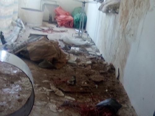 حسینیه ولیعصر(عج) داریون در حال ویرانی/آیا فریاد رسی هست؟+تصاویر