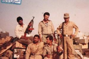 به یاد سرباز شهید حسین زارعی دودجی
