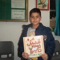 معرفی یکی از اعضای فعال کتابخانه مسجد امام محمدتقی علیه السلام داریون