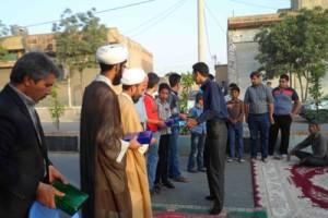 تجلیل از فعالین جلسه حلقه قرآن ماه مبارک رمضان+تصاویر