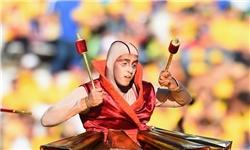 تصاویر جالب و دیدنی از مراسم افتتاحیه جامجهانی