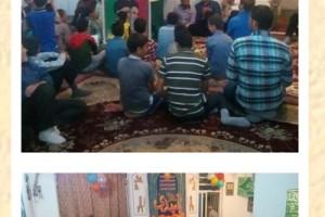 برگزاری جشن میلاد امام زمان«عج» در داریون