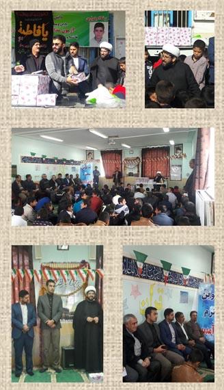 حضور رییس دبیرخانه کانون های فرهنگی هنری مساجد استان فارس در داریون