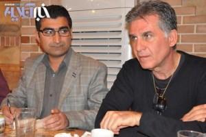 کارلوس کروش: در اروپا برای سفر به شیراز تبلیغ می کنم