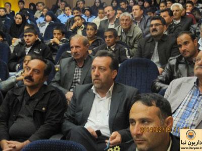 بزرگداشت معلم بسیجی شهید نادر خوش نژاد+تصاویر