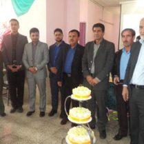 حضور رییس ناحیه 4 آموزش  پرورش شیراز در جشن دبستان معرفت دیندارلو/تصاویر