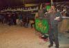 شب تاسوعا همراه با هیئت عزاداری « مسجد حاجی جانقلی »