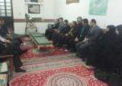 دیدار جمعی از فرهنگیان داریونی با امام جمعه منطقه داریون