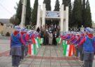 استقبال از امام جمعه جدید منطقه داریون/تصاویر