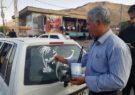 هنرمند داریونی و ماشین نویسی محرم در داریون