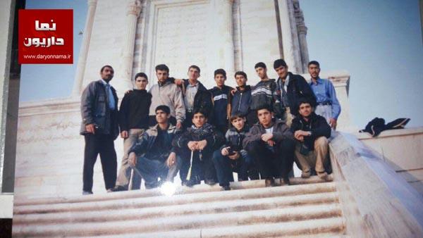 دفترچه خاطرات/اردوی تفریحی مجمع منتظران داریون در مشهد سال ۱۳۸۶+عکس