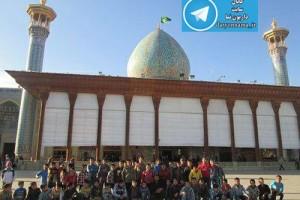 اردوی تربیتی حلقه های صالحین بسیج کودکان و نوجوانان منطقه داریون برگزار شد