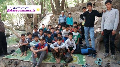 برگزاری اردوی دو روزه اعضای پایگاه مقاومت مسجد امام محمد تقی علیه السلام داریون+عکس