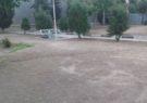 گزارشی از حال و روز یکی از پارک های داریون/تصاویر