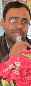 تقاضایی از مدیرمجتمع فرهنگی گلهای باغ نبوت