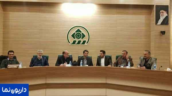 ترکیب هیأت رئیسه و کمیسیونهای شورای شهرستان شیراز، تعیین شد