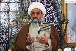 سخنرانی امام جمعه بوشهر در روستای تربر جعفری به مناسبت دهه مبارک فجر