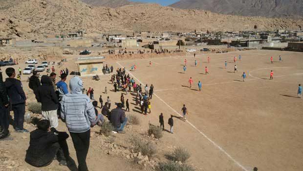 شهدا و فجرفینالیست مسابقات فوتبال یادواره شهدای تربر لابیشه شدند