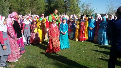 ضبط برنامه تلویزیونی شبکه فارس در داریون+تصاویر