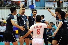 ایران به دور نهایی لیگ جهانی والیبال صعود کرد